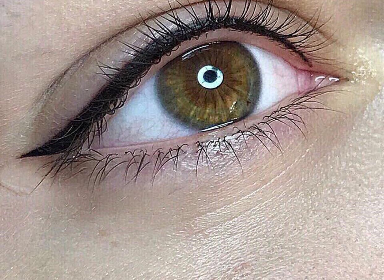 Trucco semipermanente eyeliner