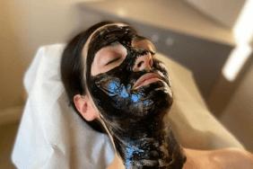 Trattamento viso al carbone vegetale attivo centro estetico la rugiada castiglione delle stiviere mn