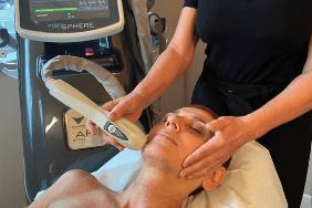 trattamento viso con campi magnetici pulsati centro estetico la rugiada castiglione delle stiviere mn